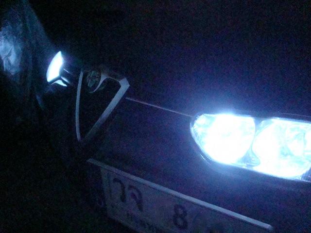 Alfa Romeo GTV 264 42mm White Interior Courtesy Bulb LED Light Upgrade