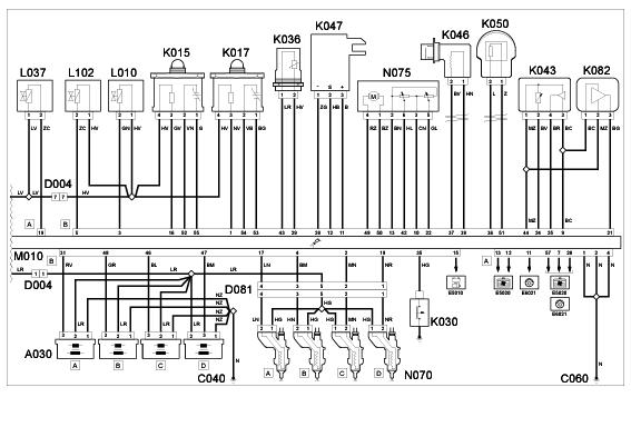 Alfa Romeo Mito Wiring Diagram