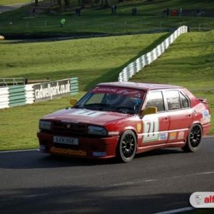 another of me at Cadwell