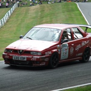 time attack alfa 155 turbo