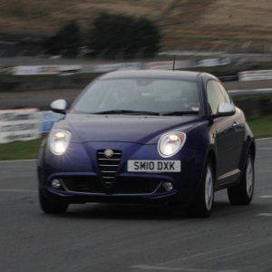 Aroc Track Night @ Knockhill 15/4/11