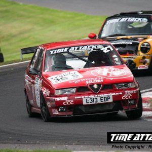Alfa 155 Turbo Time Attack 2010