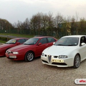 South Yorkshire April Meet..(Meadow Farm)