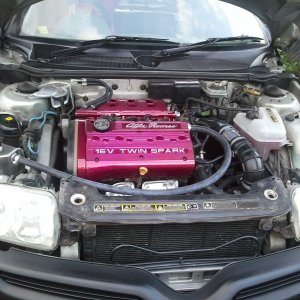 2012-06-22 20. Track Car Engine Bay