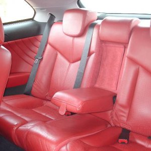 Red Leather Gt Seats