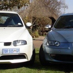 The photos of my Two Berlina's