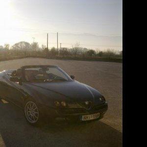 916 Spider, Trikala, Greece