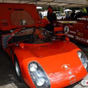 Alfas @ Goodwood Festival Of Speed