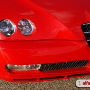 Phase 3 2005 2.0 JTS Lusso Alfa Red