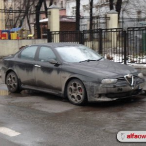 Sometimes my GTA is VERY dirty (Moscow do your worst!)
