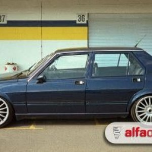 Alfa Body Works Guilietta