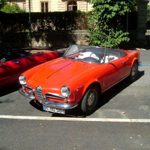German Alfa Convention
