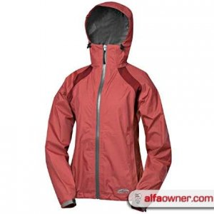 Anorak useful just in case