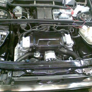 Alfa Sprint 16v Engine