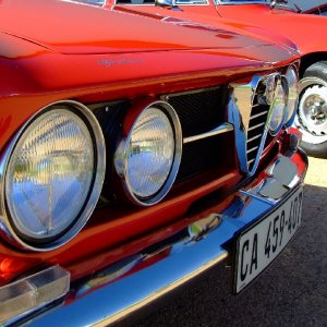 Alfa Romeo Centenary Celebrations Franschoek 2010