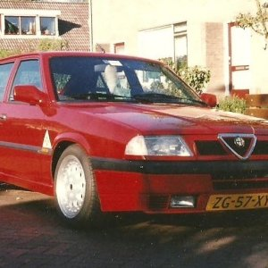 First Alfa I Owned