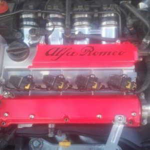 156 2.0jts Custom Engine