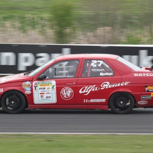 Alfa 155 Turbo #27 Time Attack 2011