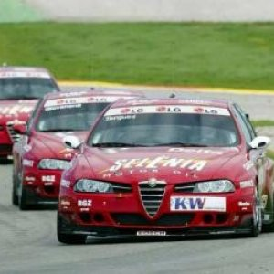 Would Be Nice To See Alfa Racing Again.