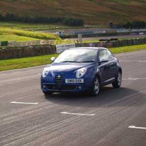 Cloverleaf Trackday @ Knockhill