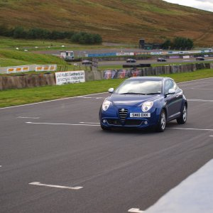Cloverleaf track day @ Knockhill